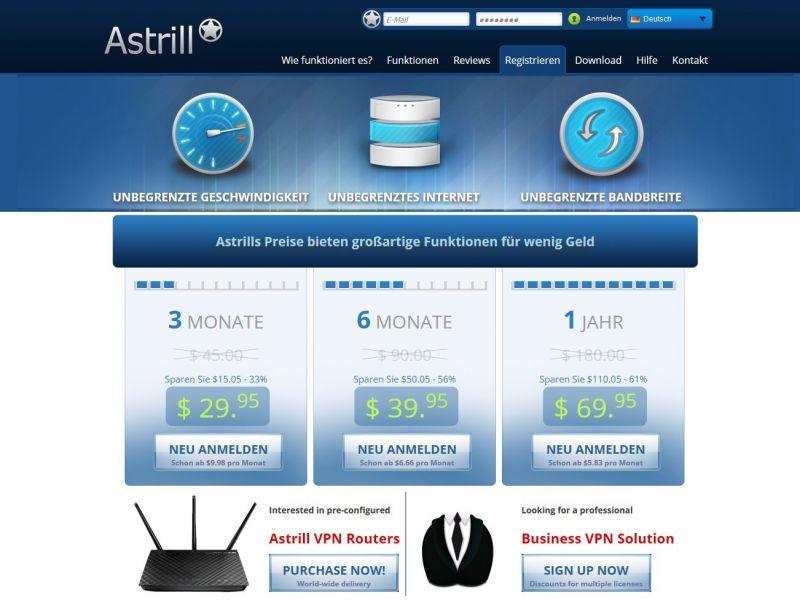 Astrill VPN Review – Scam or not? | VPN Comparison Chart 2019 - Best
