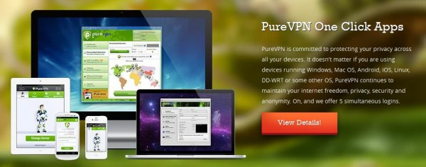 PureVPN Crack with Activation key free download